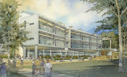Artist's conception of the