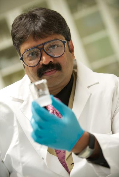 This is professor Ravi Kumar of the University of Strathclyde.