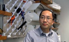 Qun Zhao, assistant professor of physics in the Franklin College of Arts and Sciences, explains his latest research with nanoparticles and hyperthermia cancer treatment.