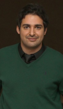 Shaahin Amini, a Ph.D. student in mechanical engineering