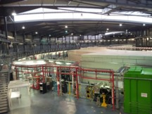 Boreas beam line at ALBA sinchrotron facility