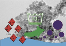 Addition of nanodiamond to surfactants promotes removal of lipid from surfaces.