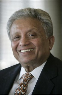 WMG Chairman and Founder Professor Lord Bhattacharyya - University of Warwick
