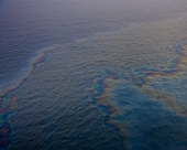 A complete solution for oil-spill cleanup may lie in a new superabsorbent material that transforms an oil slick into a soft, easily removed gel.