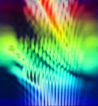"Researchers at King's College London discovered how to separate colors and create ""rainbows"" using nanoscale structures on a metal surface. This may lead to improved solar cells, TV screens and photo detectors.