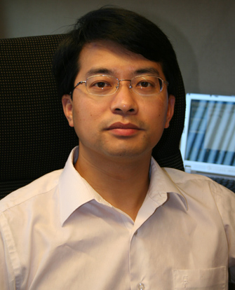 Chongwu Zhou, corresponding author of a paper about the transistor that was published online by ACS Nano