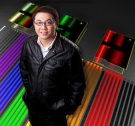 Qiaoqiang Gan, University at Buffalo assistant professor of electrical engineering