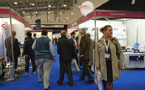 Every October, Vacuum Expo attracts visitors from around the world to the Ricoh Arena