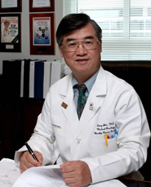 Dong Moon Shin, professor of hematology and medical oncology at Emory University School of Medicine and associate director of academic development at Winship Cancer Institute