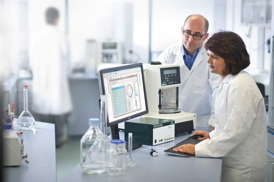 The Viscosizer 200 is one of Malvern�s new products on show at Analytica 2014