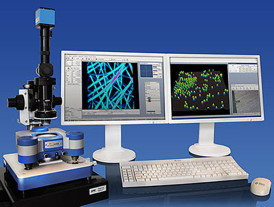 The NanoWizard®3a NanoScience AFM system.