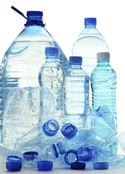 BPA from plastic bottles and other products can degrade with the help of special nanoparticles and sunlight.