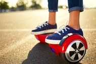 Hoverboard, cell phone and vehicle batteries could become safer with the addition of a natural asphalt.