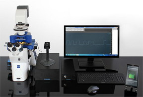JPK's NanoWizard® AFM system with the FluidFM® ADD-ON from Cytosurge.