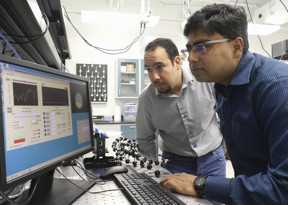 A University of Central Florida team has designed a nanostructured optical sensor that for the first time can efficiently detect molecular chirality -- a property of molecular spatial twist that defines its biochemical properties.