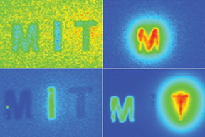 MIT researchers have devised a way to simultaneously image in multiple wavelengths of near-infrared light, allowing them to determine the depth of particles emitting different wavelengths.