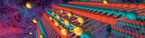 Two-dimensional (2D) semiconductors are promising for quantum computing and future electronics. Now, researchers can convert metallic gold into semiconductor and customize the material atom-by-atom on boron nitride nanotubes.