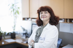 A new study led by Julia Ljubimova, MD, PhD, could help scientists develop immunotherapies for brain tumors.
