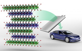 Oak Ridge National Laboratory researchers have developed a new class of cobalt-free cathodes called NFA that are being investigated for making lithium-ion batteries for electric vehicles.