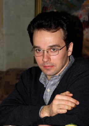 Vladimir Stegailov, HSE University professor  CREDIT Vladimir Stegailov